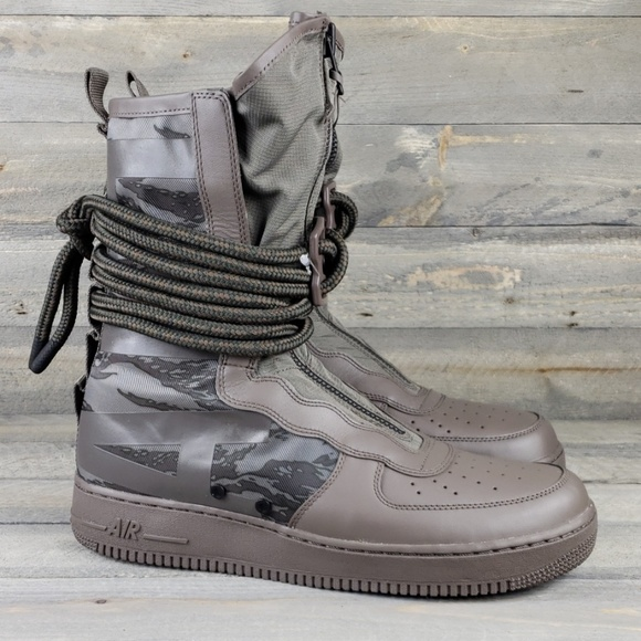 56f19021b4c Nike SF AF1 HI Men's Sneakers Boots Ridgerock 12 NWT